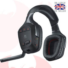 Logitech G930 Wireless 7.1 Surround Gaming Headset Sound para PC PS4 981-000258