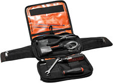 THOR MX Motocross 2016 TECH VAULT Tool Pack/Belt (Black/Red Orange)