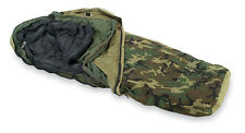 Military Modular 4-Piece Sleeping Bag System with Gortex Cover - Like New
