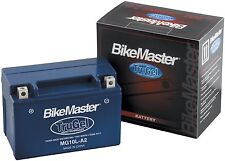 HONDA SHADOW AERO 750 2004 THRU 2010 BIKEMASTER TRUGEL BATTERY