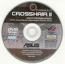 ASUS CROSSHAIR II FORMULA  Motherboard Drivers Installation Disk M1365