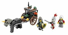 LEGO 7949 & 7950 - KINGDOMS - Prison Carriage Rescue & Knight's Showdown