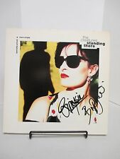 "Siouxsie Sioux & Budgie SIGNED / AUTOGRAPHED ""Standing There"" The Creatures 12"""