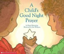 A Child's Good Night Prayer, Grace Maccarone, Good Book