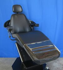Adec Priority 1005 Dental Patient Exam Operatory Chair w/ NEW Black Upholstery