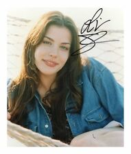LIV TYLER AUTOGRAPHED SIGNED A4 PP POSTER PHOTO