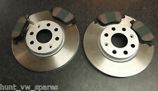 QUALITY JURATEK VAUXHALL CORSA 1.2 1.4 FRONT BRAKE DISCS AND PADS (257MM)