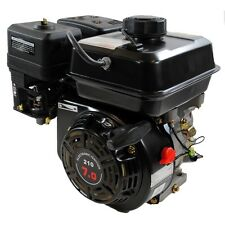 Shop4Omni Air Cooled Single Cylinder 4-Stroke 208cc 7 HP Gasoline Engine