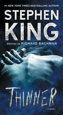Thinner by Stephen King (2016, Paperback)