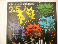MARTY THAU 2 X 25 f-f-fascination fleshtones comateens revelons bloodless pharao