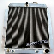 2 ROW Aluminum Radiator for 1948-1954 Chevy Pickup Truck AT MT New