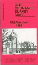 MAP OF OLD ABERDEEN 1899
