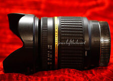 Tamron 18-250mm DI II Macro Zoom Lens for Sony A35 A65 A77 A300 A380 A500 A580 +