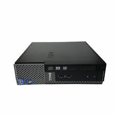 Dell Optiplex 7010 USFF Desktop i7 3.40 GHz 16GB 256GB SSD DVD-RW Win 10 Pro