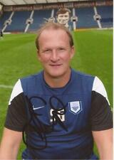 PRESTON: SIMON GRAYSON SIGNED 6x4 PORTRAIT PHOTO+COA