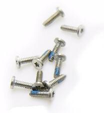 10 HOCHWERTIGE 5-Stern Schrauben Torx Pentalobe Silber für iphone 4, 4s