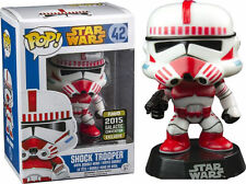 Star Wars Galactic Convención Exclusiva-Shock Trooper POP VINYL - #42