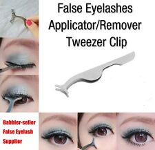 Simply Gorgeous False Eyelashes Extensions Applicator Remover Tweezer Clip Tool