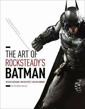 The Art of Rocksteady's Batman by Daniel Wallace (New Hardcover Book) (English)