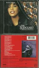 "CD - MUSIQUE DU FILM "" THE BODYGUARD "" avec WHITNEY HOUSTON, KEVIN COSTNER"