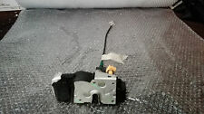 SAAB 93 2003 - 2007 4DR SALOON DRIVERS SIDE REAR DOOR LOCK ASSEMBLY