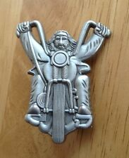 Biker / Motorcycle Pin Badge Hells Angels Chopper Rider Support 81 outlaw