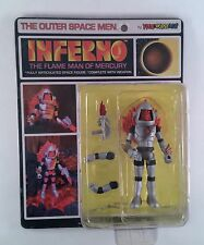 Outer Space Men Inferno series 1 OSM glyos onell design