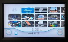 Wii_Console+Hard_Drive+Emulators_and Thousands_of_games+++read_description