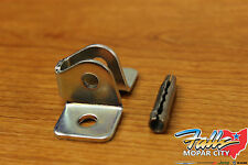1984-2001 Jeep Cherokee XJ Front or Rear Door Check Bracket And Pin Mopar OEM