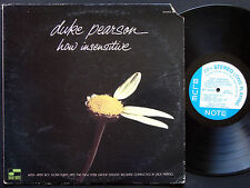 DUKE PEARSON How Insensitive LP BLUE NOTE 84344 US 1969 JAZZ RVG Airto Andy Bey