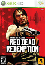 Red Dead Redemption Xbox 360 Game Complete