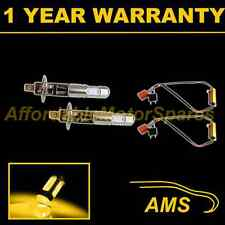2X H1 YELLOW CREE LED FRONT FOG SPOT LAMP LIGHT BULBS HIGH POWER XENON FF501102