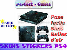 Skin sticker auto-collant vinyl  Crysis n°1 pour console SONY PS4
