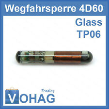Transponder ID 4D-60 für Ford Schlüssel Glass Chip Texas Crypto 4D60 TP06