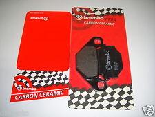PASTIGLIE FRENO BREMBO 07014 POSTERIORI SIMSON 125 RS 01