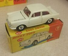 DINKY TOYS 144 - VOLKSWAGEN 1500 CON VALIGETTA NEW MINT IN BOX!!!