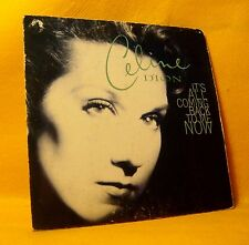 Cardsleeve Single CD Céline Dion It's All Coming Back To Me Now 2TR 1996 Chanson