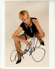 JENNA ELFMAN signed HOT LEGS STOCKINGS & HIGH HEELS 8x10 uacc rd coa IN-PERSON