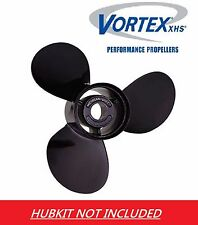 Michigan Match Vortex Aluminum Propeller Parsun Selva 15-60HP 10 3/8 x 13 992406