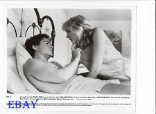Rob Lowe barechested Kim Cattrall VINTAGE Photo Masquerade