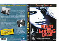 Night of The Living Dead-1968-Judith O'Dea- Movie-DVD