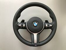 BMW M-TECH F10 F11 F18 F06 F12 F13 F01 F02 F03 STEERING WHEEL VIBRO PADDLES A25