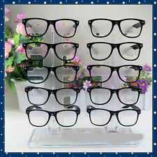 10 Pair 2 Row Sunglasses Eyeglasses Glasses Rack Holder Frame Display Stand BY