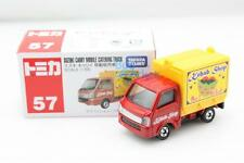 NEW Takara Tomy Tomica #57 SUZUKI CARRY MOBILE CATERING TRUCK Diecast Toy Car
