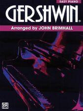 Gershwin Sheet Music Brimhall Composer Series Easy Piano Composer Coll 000321405