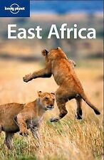 Lonely Planet East Africa (Multi Country Travel Guide)-ExLibrary