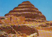 AK: Sakkara - King Zoser's step pyramid