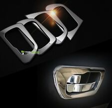 Nissan Qashqai Ab Year 2011 Chrome Deckor Cover Show Use for Slope reefs