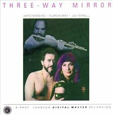 Three-Way Mirror by Flora Purim/Joe Farrell/Airto Moreira (CD, Sep-1991, Referen