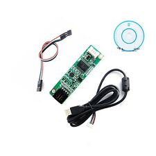 4 Wire Resistive USB Touchscreen Controller LCD Touch Screen Panel Driver Card L